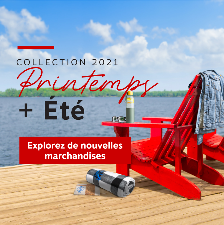Collection 2021 printemps + été