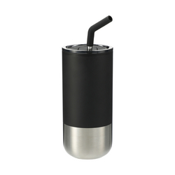 Lagom 16oz Tumbler w/ Stainless steel Straw