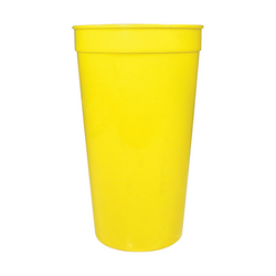 32 oz Solid Stadium Cup