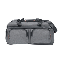 Cutter & Buck® VIP 2-Pocket Travel Duffle <span class=shipGround>Ships Ground Only!</span>