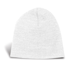 Fine Knit Solid Beanie