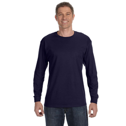 Adult Gildan Heavy Cotton Long-Sleeve T-Shirt