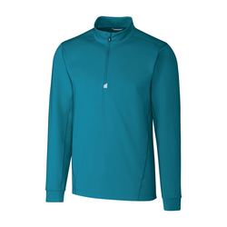 Cutter + Buck® Traverse Men's Half Zip