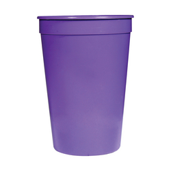 16 oz Solid Stadium Cup