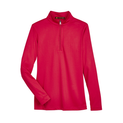 Ladies' Advantage Snag Protection Plus IL Quarter-Zip