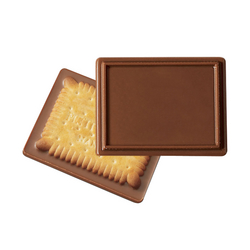 Rectangle Chocolate Cookie