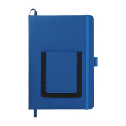 "5.5"" x 8.5"" Vienna Phone Pocket Bound JournalBook™"