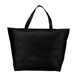 Challenger Zippered Non-Woven Tote
