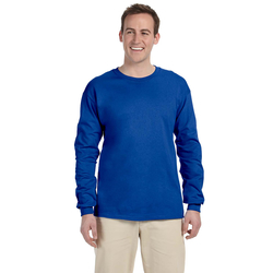Adult Gildan Ultra Cotton Long-Sleeve T-Shirt