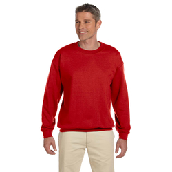 Adult Gildan Heavy Blend Fleece Crew